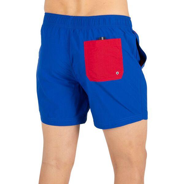 "Vertical 6"" Swims shorts, Cobalt Blue, hi-res"