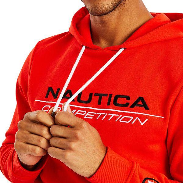 NAUTICA COMPETITION CONVOY HOODY, NAUTICA RED, hi-res