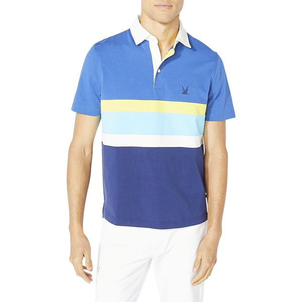 Classic Fit Ivy Colourblock Polo