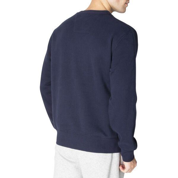 Nautica Unisex Always Ready Sweater, Navy, hi-res