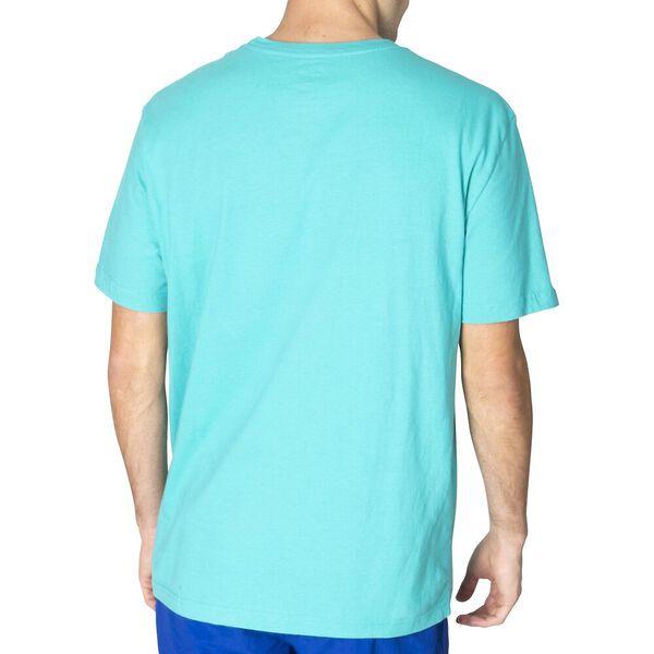 Reissue Big N Short Sleeve Tee, Brighton Blue, hi-res