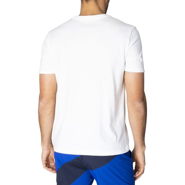 Nautica Jeans Co. Pelican Graphic Tee, Bright White, hi-res