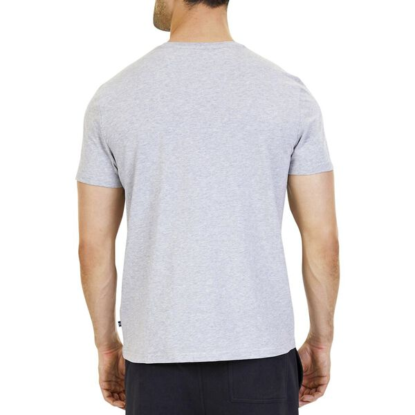 Logo Pocket T-Shirt, Grey Heather, hi-res