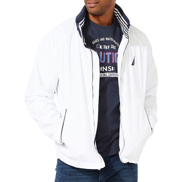 Storm Breaker Bomber Jacket, Bright White, hi-res