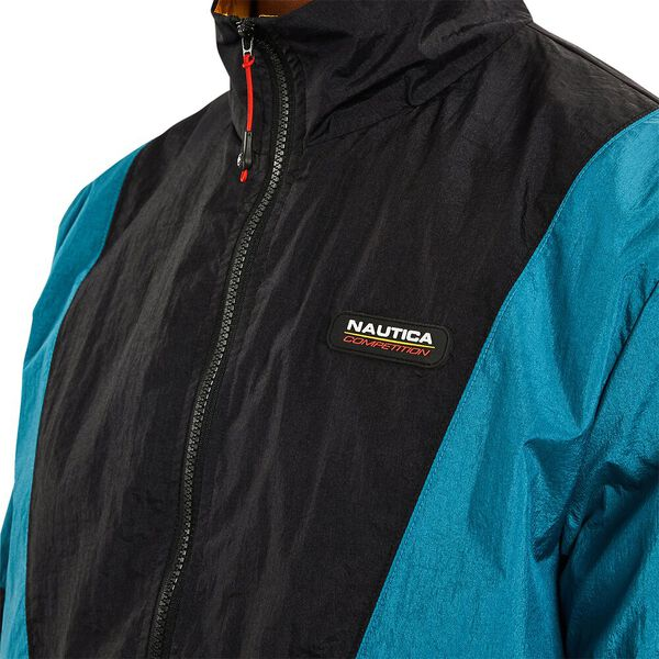 Nautica Competition Whelkie Windbreaker Jacket, True Black, hi-res