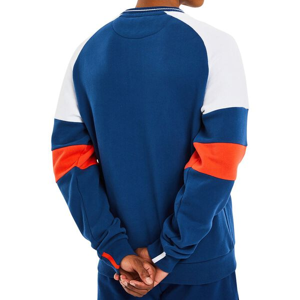 Nautica Competition Whaler Sweater, Navy, hi-res