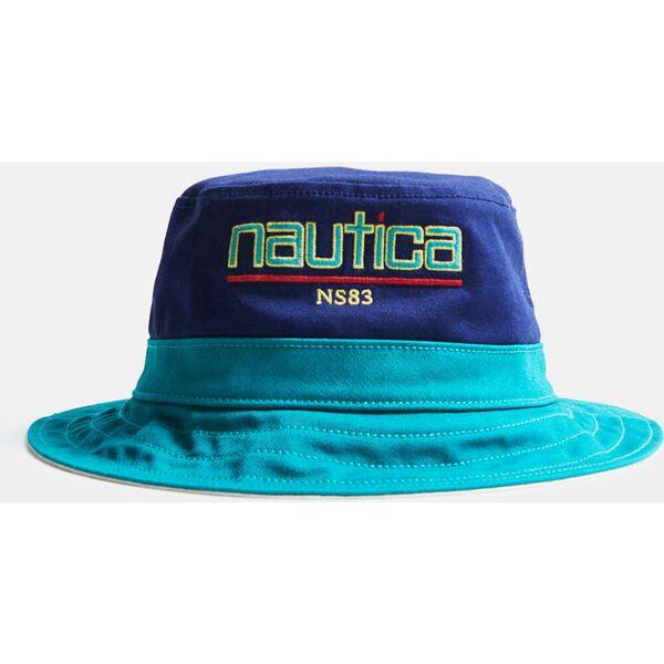 Bucket Hat Teal Blue
