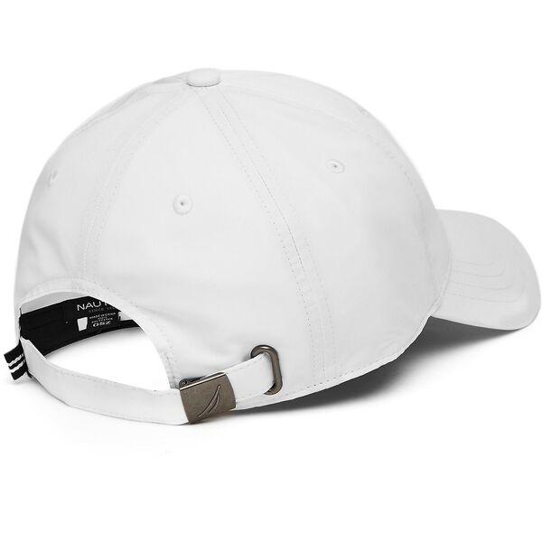 6 Panel Performance Hat, Bright White, hi-res