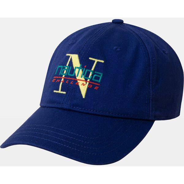 Logo Cap Depths Blue