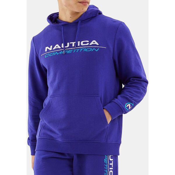 Nautica Competition Convoy Hoodie, Purple, hi-res