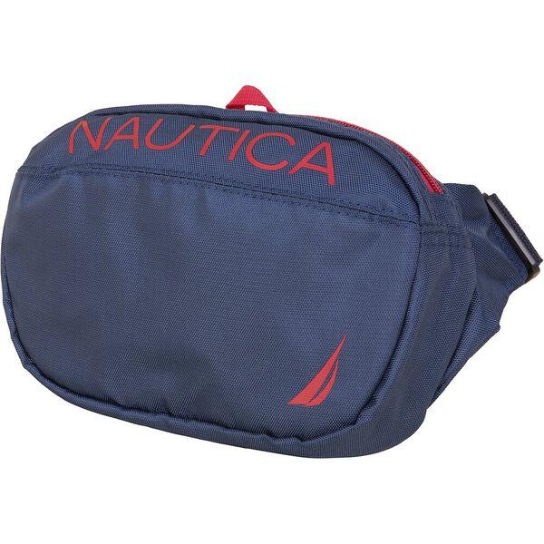 Panelled Bright Belt Bag
