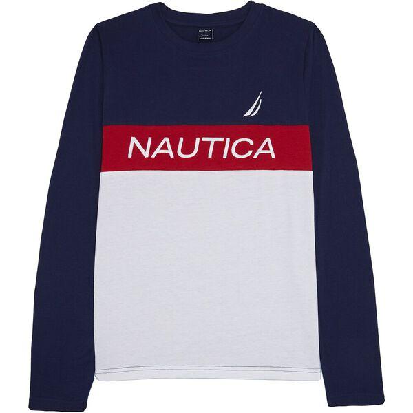 Boys 8 - 14 Moloka Long Sleeve T-Shirt