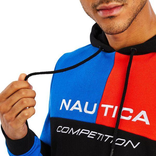 NAUTICA COMPETITION AWEIGH HOODY, TRUE BLACK, hi-res