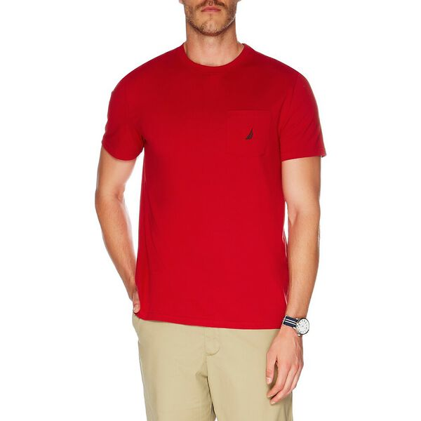 Big & Tall Active Stretch Pocket Tee