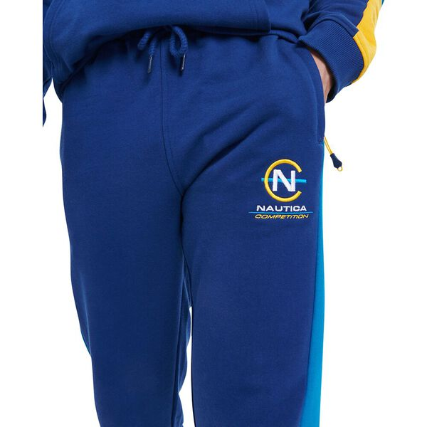 Nautica Competition Klaus Track Pants, Navy, hi-res