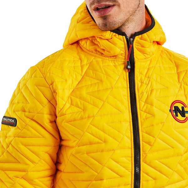 Nautica Competition Cosair Jacket, Vibrant Yellow, hi-res