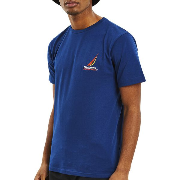 Nautica Competition Dandy Tee, Navy, hi-res