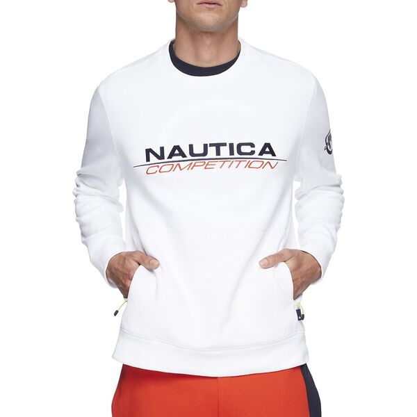 NAUTICA COMPETITION POCKET SWEATSHIRT