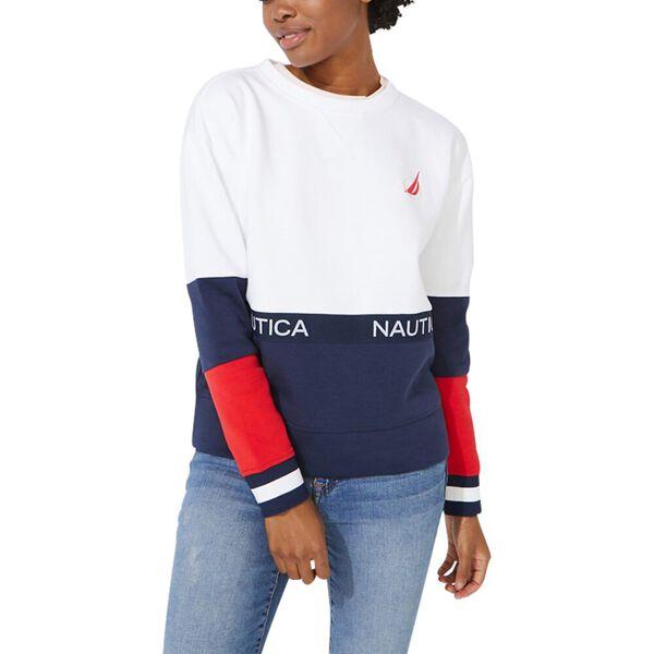 Colourblocked Nautica Sweatshirt