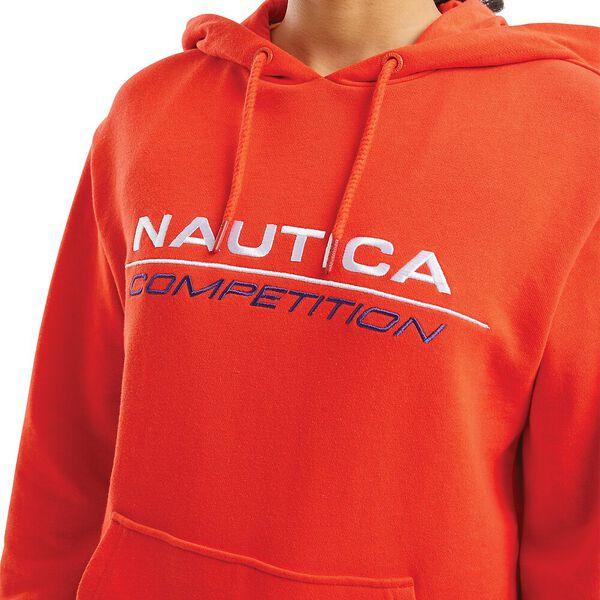 Nautica Competition Bertha Hoodie, Red, hi-res