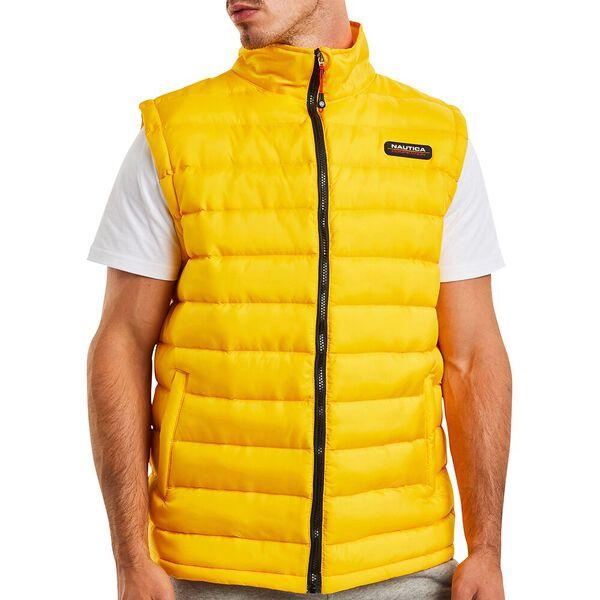 Nautica Competition Tingle Vest, Vibrant Yellow, hi-res