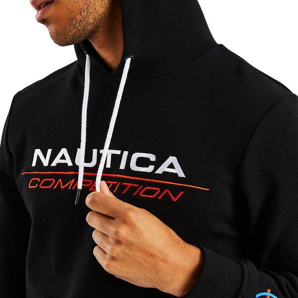 Nautica Competition Convoy Hoody, True Black, hi-res