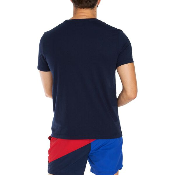 The Racer Classic Short Sleeve Tee, Navy, hi-res