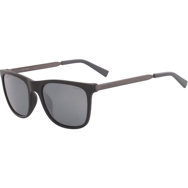 NAUTICA POLARIZED RECTANGULAR SUNGLASSES