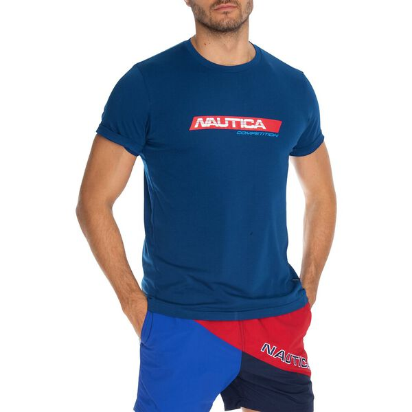 NAUTICA COMPETITION GRAPHIC TEE