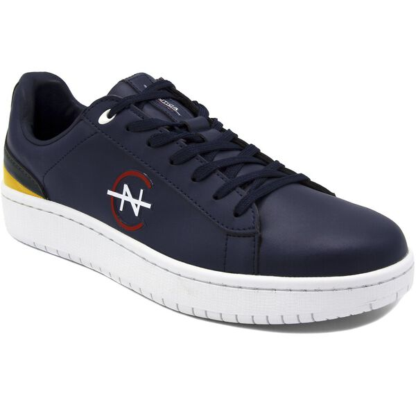 NAUTICA COMPETITION FOOTACTION BESTSPIN SNEAKERS, NAVY, hi-res