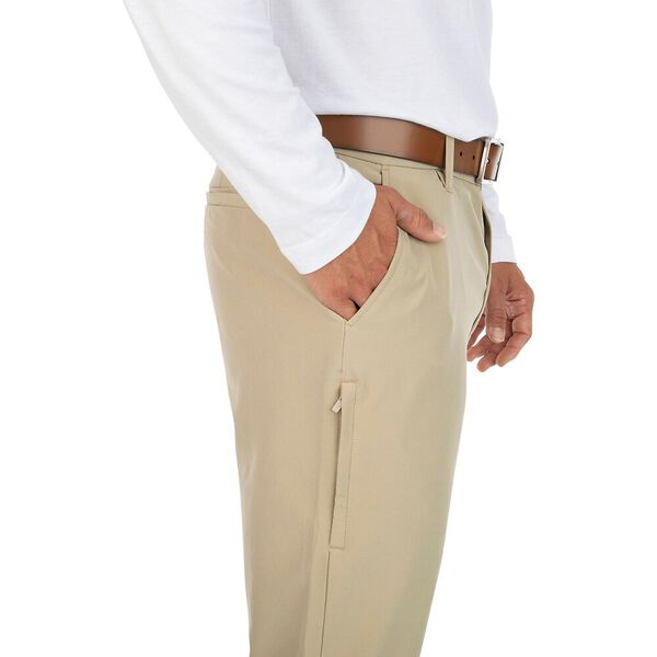 Navtech Traveller Slim Fit Chinos, Military Tan, hi-res