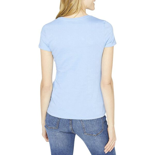 In The Detail Short Sleeve Tee, Della Robbia Blue, hi-res