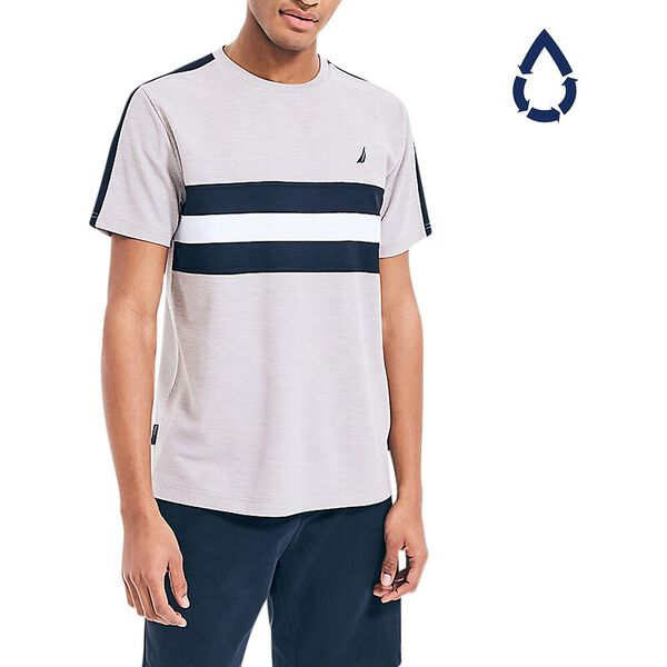 Sustainably Crafted Classic Fit Band Stripe Tee