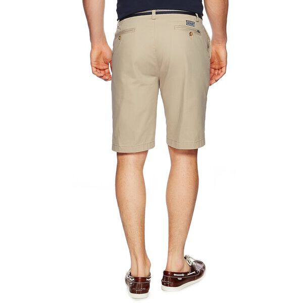 FLAT FRONT SHORT, True Khaki, hi-res