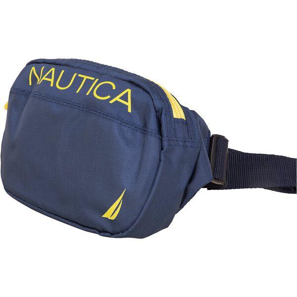 Paneled Bright Belt Bag