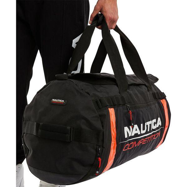 Nautica Competition Valdez Barrel Bag, True Black, hi-res