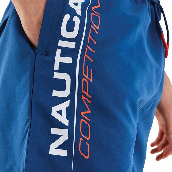 Nautica Competition Dunsel Swim Shorts, Navy, hi-res