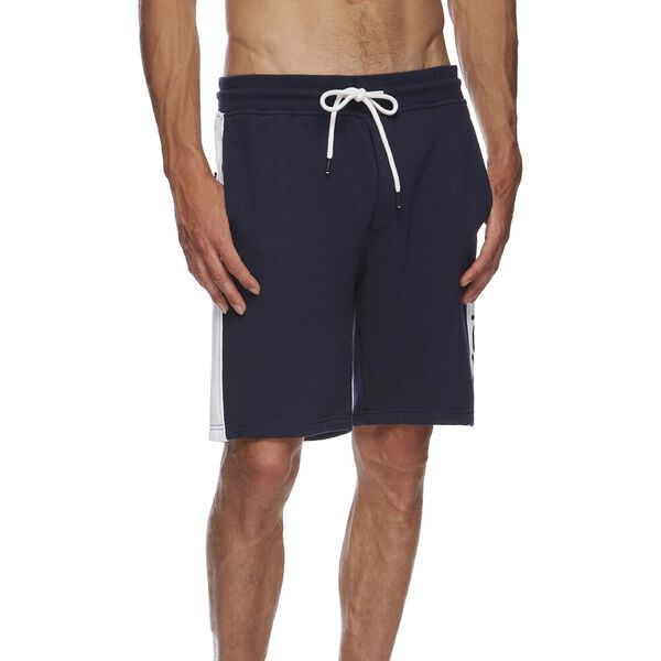 NAUTICA PANEL TRACK SHORTS, NAVY, hi-res