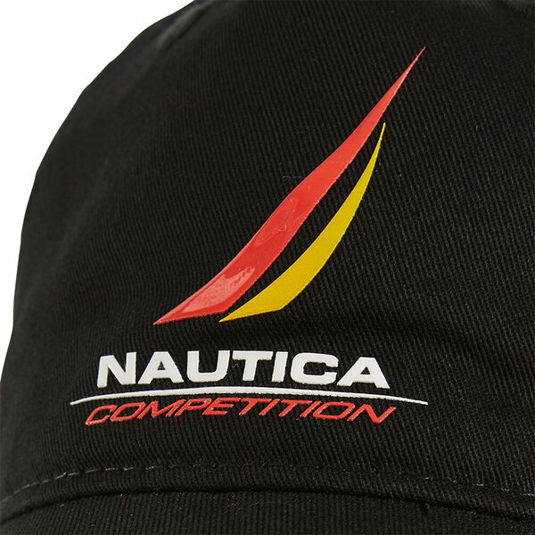Nautica Competition Marion Cap, True Black, hi-res