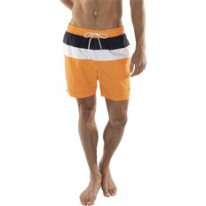 BACK UP QUICK-DRY SWIM SHORTS