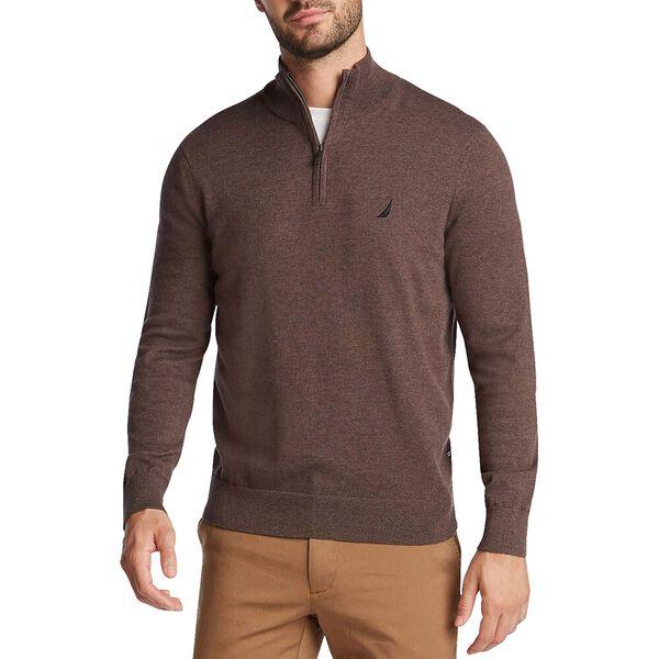 Big & Tall Quarter Navtech Sweater