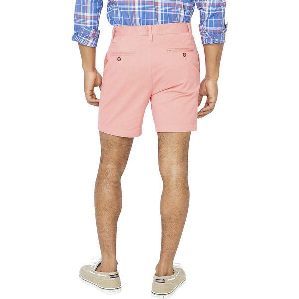 Flat Front Walk Shorts, Pale Coral, hi-res