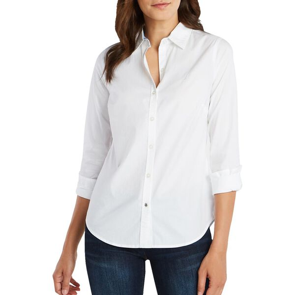 PERFECT SHIRT IN STRETCH COTTON