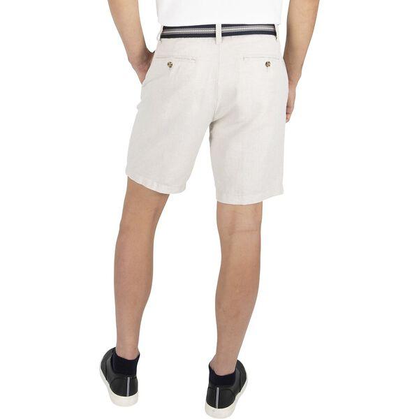 Cotton Linen Short, Wheat Flax, hi-res
