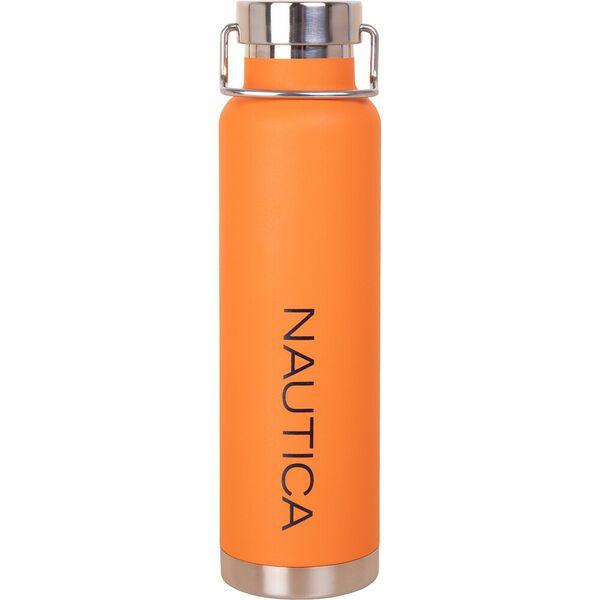 Nautica Copper Insulated Bottle, Spicy Orange, hi-res