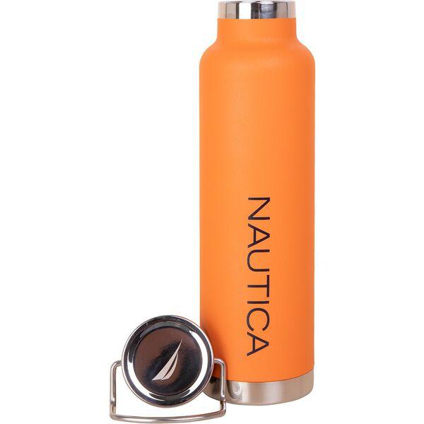 Nautica Copper Insulated Drink Bottle, Spicy Orange, hi-res