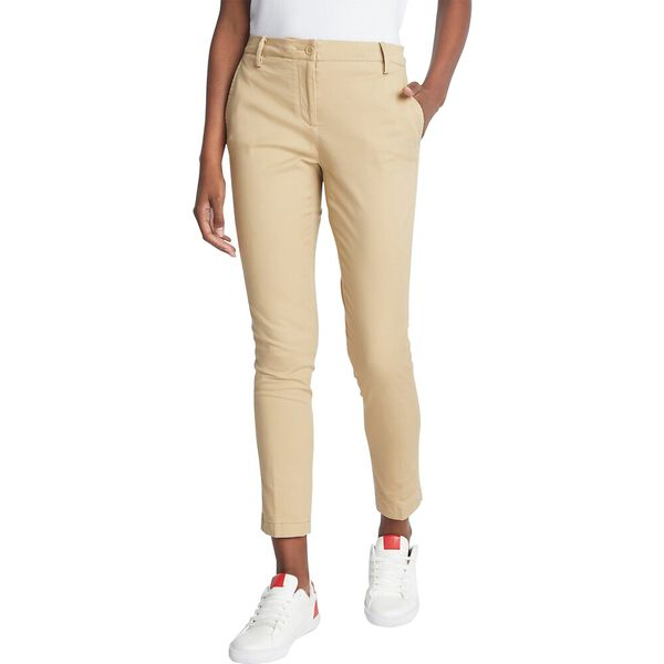 SLIM ANKLE CHINO