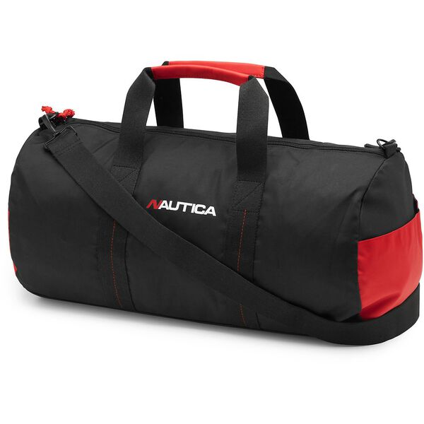 Racer Logo Solid Duffle Bag