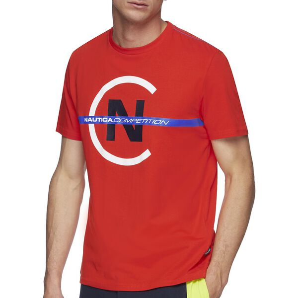 NAUTICA COMPETITION SHORT-SLEEVE TEE
