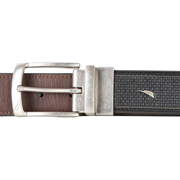 Reversible Breamer Dress Belt, Brown, hi-res